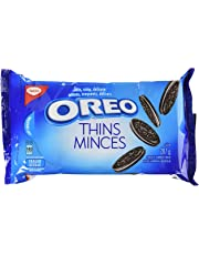 OREO Thins Original Sandwich Cookies, 1 Resealable Pack (287g)