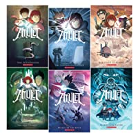 Amulet Collections (Books 1-6)