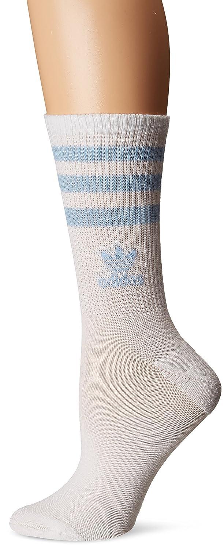 Adidas - Calcetines para Mujer, diseño de Rodillo - 975945, 5-10, Blanco: Amazon.es: Deportes y aire libre