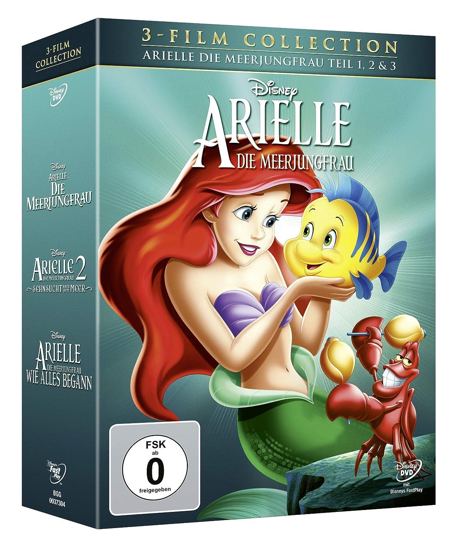 Amazon Com Arielle Die Meerjungfrau Movies Tv
