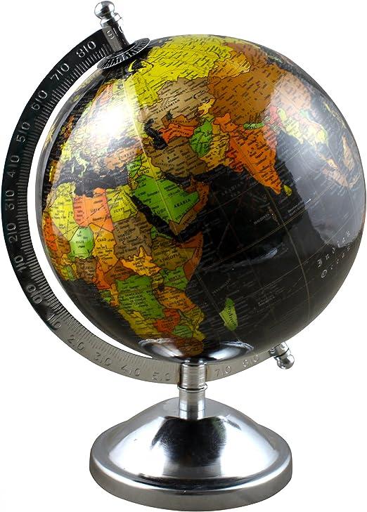 Mundo de spinning con recursos de aprendizaje de pie maestros ...