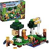 Kit de construção LEGO® Minecraft™ Fazenda de abelhas 21165 (238 peças)