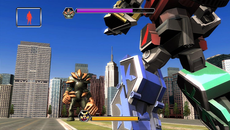Amazoncom Power Rangers Samurai Xbox 360 Video Games