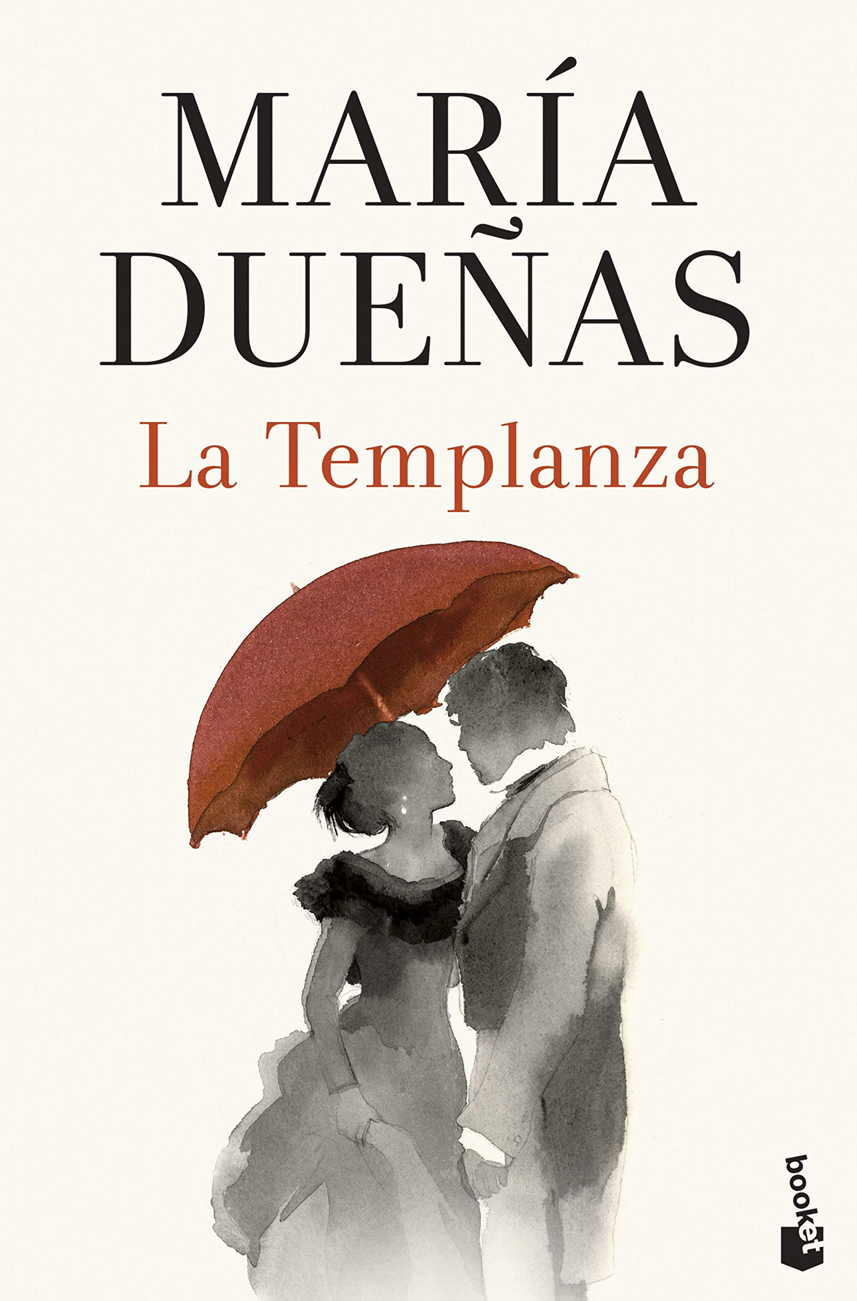 mejores libros de María Dueñas - La Templanza