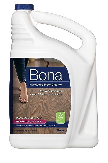 Amazoncom Bona Hardwood Floor Cleaner Refill 128oz Health