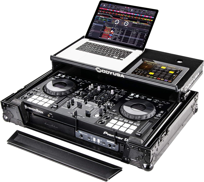 오디세이 DJ 컨트롤러 케이스(FZGSPIDDJ8001BL)