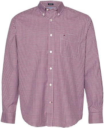13H4417 100s Two-Ply Polka Dot Shirt New Tommy Hilfiger