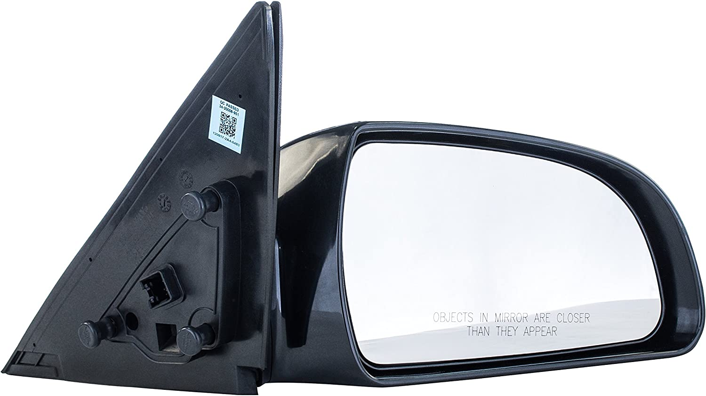 HYUNDAI SONATA 2005 left door driver side mirror glass heated OEM