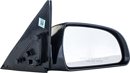 FOR 06-10 HYUNDAI SONATA OE STYLE POWERED+HEATED RH//RIGHT SIDE REAR VIEW MIRROR