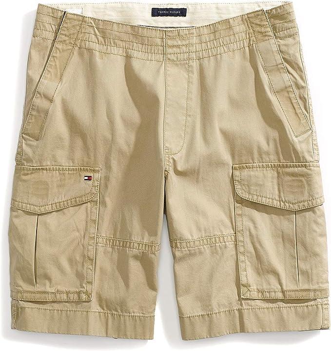 Tommy Hilfiger Mens Cargo Shorts