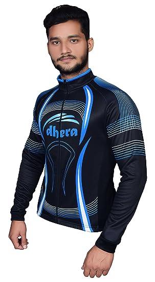Deportes Hera Maillot Ciclismo, Camiseta Térmica con Manga Larga de Ciclistas, Ropa Ciclismo -dehera: Amazon.es: Deportes y aire libre