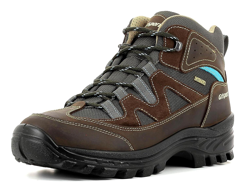 Grisport Unisex Schuhe Herren und Damen Trekking Dakar Trekking- und Wanderstiefel, Atmungsaktive Gritex-Membran-Konstruktion