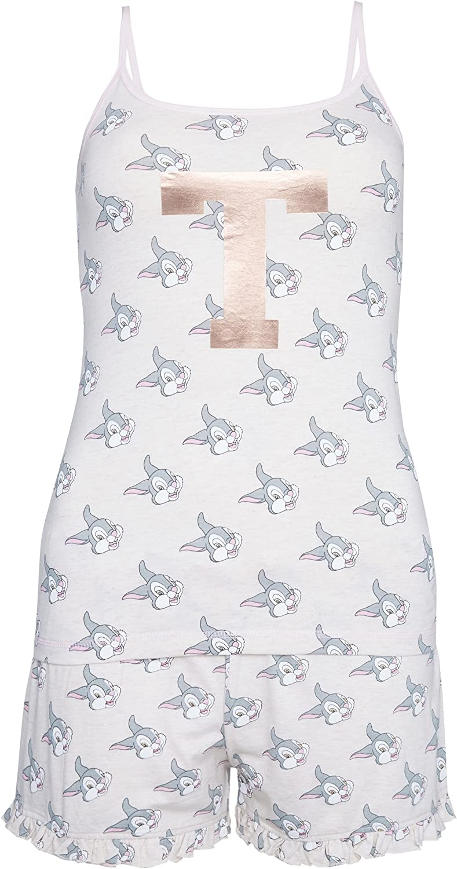 Primark - Pijama - para Mujer Beige marrón Claro XL: Amazon ...
