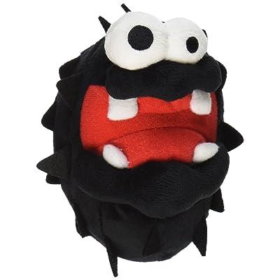 "Little Buddy Super Mario Fuzzy Plush, 4"": Toys & Games"