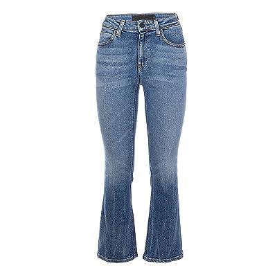 ALEXANDER WANG Femme 4D994154BF443 Bleu Coton Jeans