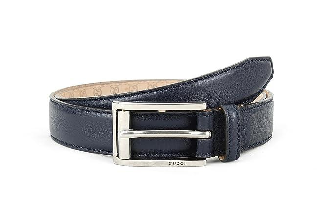 9c02e80e64b Gucci Men s Textured Calf Leather Belt