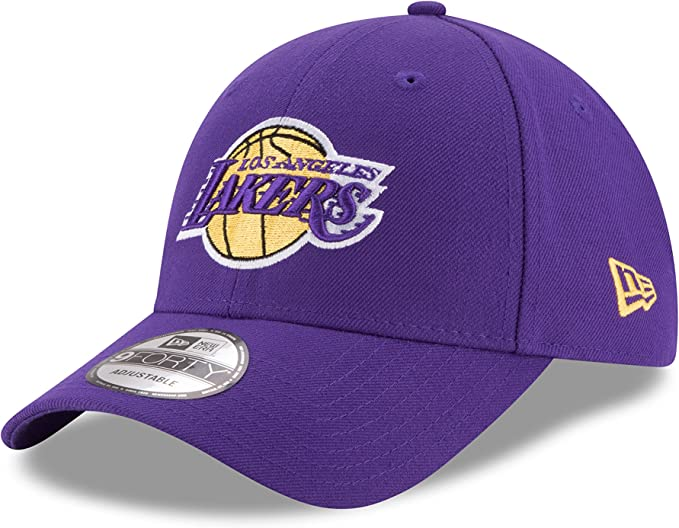 New Era Nba The League Los Angeles Lakers Offical Team Gorra para ...