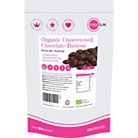 PINK SUN Chocolate sin Azúcar Orgánico 1kg (o 500g) 100% Masa de Cacao