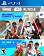 The Sims 4 Plus Star Wars Journey to Batuu Bundle - PlayStation 4