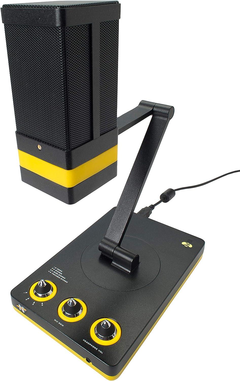 NEAT Beecaster Professional Desktop USB Microphone