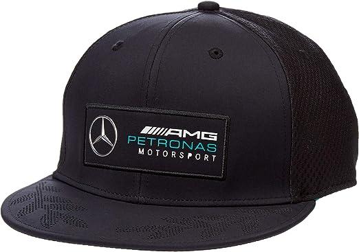 Mercedes AMG Petronas Mercedes Amg Team Flatbrim Cap Black Gorra ...