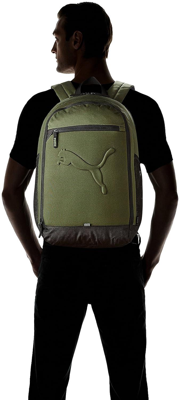 ... PUMA Buzz Backpack Olive Night Amazon.co.uk Shoes Bags low priced c5889  93e87 ... 6e802e9659aee