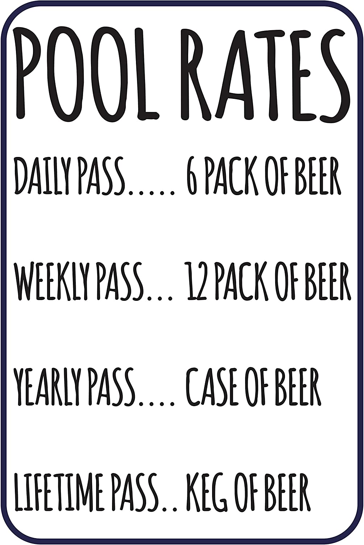 Toothsome Studios Pool Rates 12