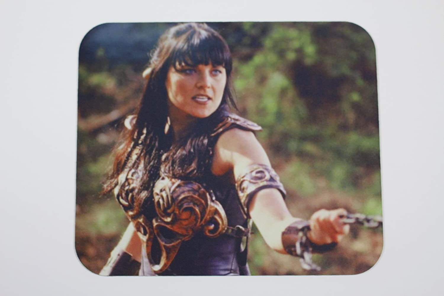 Xena Warrior Princess Lucy Lawless Mouse Pad