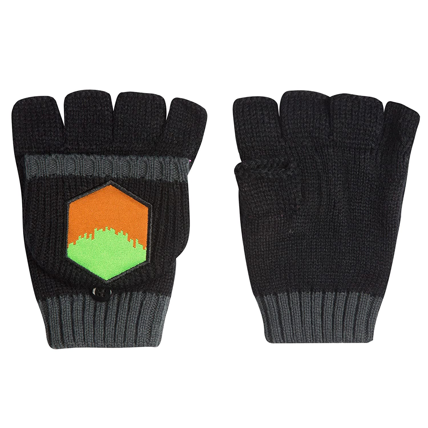 Gloves - Minecraft - Enderman Knit Mittens j6282 JINX