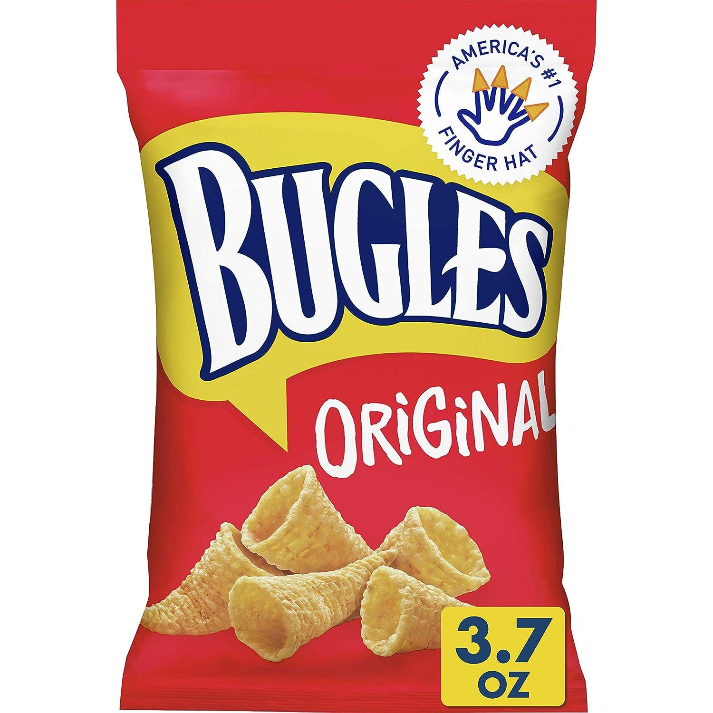 Bugles, Original, 3.7 Ounce (Pack of 12)