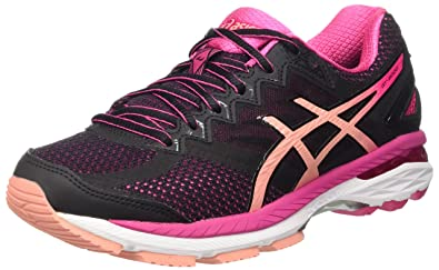 a08ad6d61c5 Image Unavailable. Image not available for. Colour  ASICS Women s Gt-2000 4  W Running Shoes Black