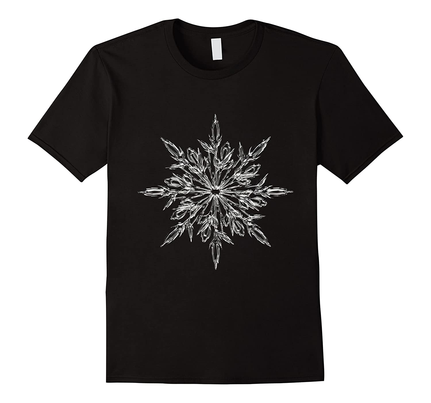 Snowflake Winter Holiday Costume Christmas T Shirt-T-Shirt