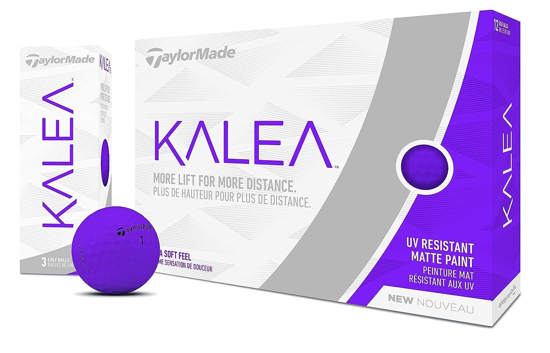 TaylorMade Kalea Dozen - Pelota de Golf para Mujer, Mujer ...