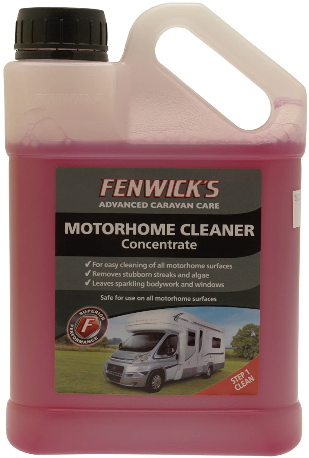 Fenwicks Motorhome Cleaner - Transparent, 1 Litres 304
