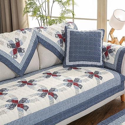 Amazon Com Anti Slip Sofa Slipcover All Season Quilted Furniture