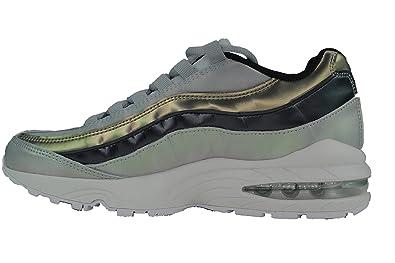online store 35865 a76e3 Amazon.com   Nike Air Max 95 SE Metallic Platinum/Metallic ...