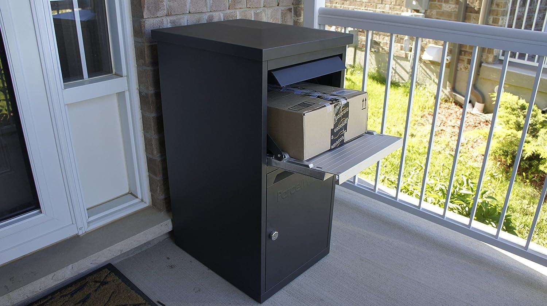 Large Parcel Delivery Box Package Front Porch Storage Drop