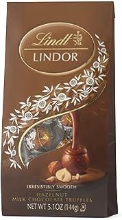 Lindt Chocolate Lindor Hazelnut Bag 144 Grams