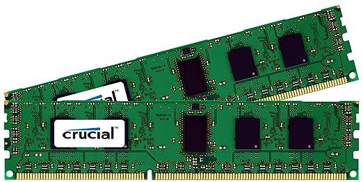 47 opinioni per Crucial 4GB PC3-12800 4GB DDR3 1600MHz memory module- memory modules (DDR3,