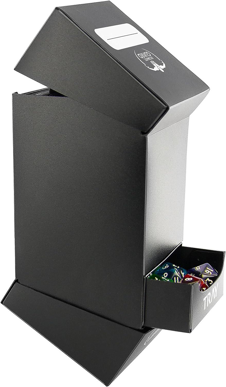Ultimate Guard Deck´n´Tray Case 100+ Caja de Cartas Tamaño ...