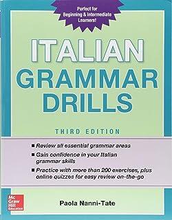 Italian Verb Drills Pdf