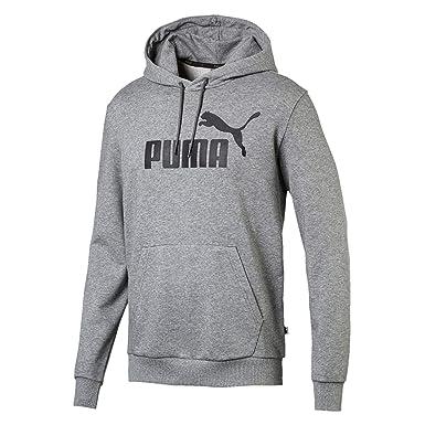 newest 9a15e e0843 PUMA Herren ESS Hoody Tr Big Logo Sweatshirt