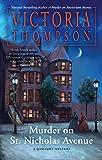 Murder on St. Nicholas Avenue (Gaslight Mysteries)