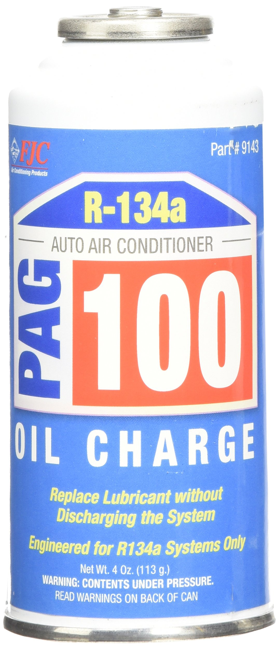 FJC 9143 PAG Oil Charge - 4 oz.