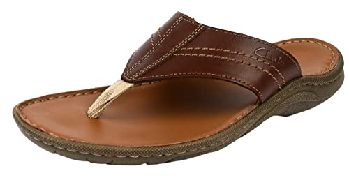afc4cf6e6 Clarks Men s Woodlake Post Sandals and Floaters  Buy Online at Low ...