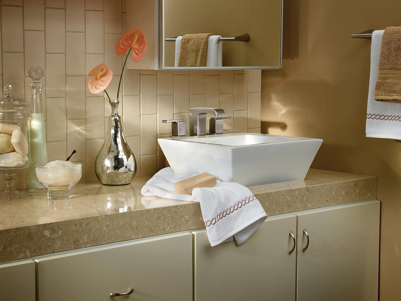 Amazon.com: Delta Faucet 3586LF-SSMPU Arzo Two Handle Widespread ...