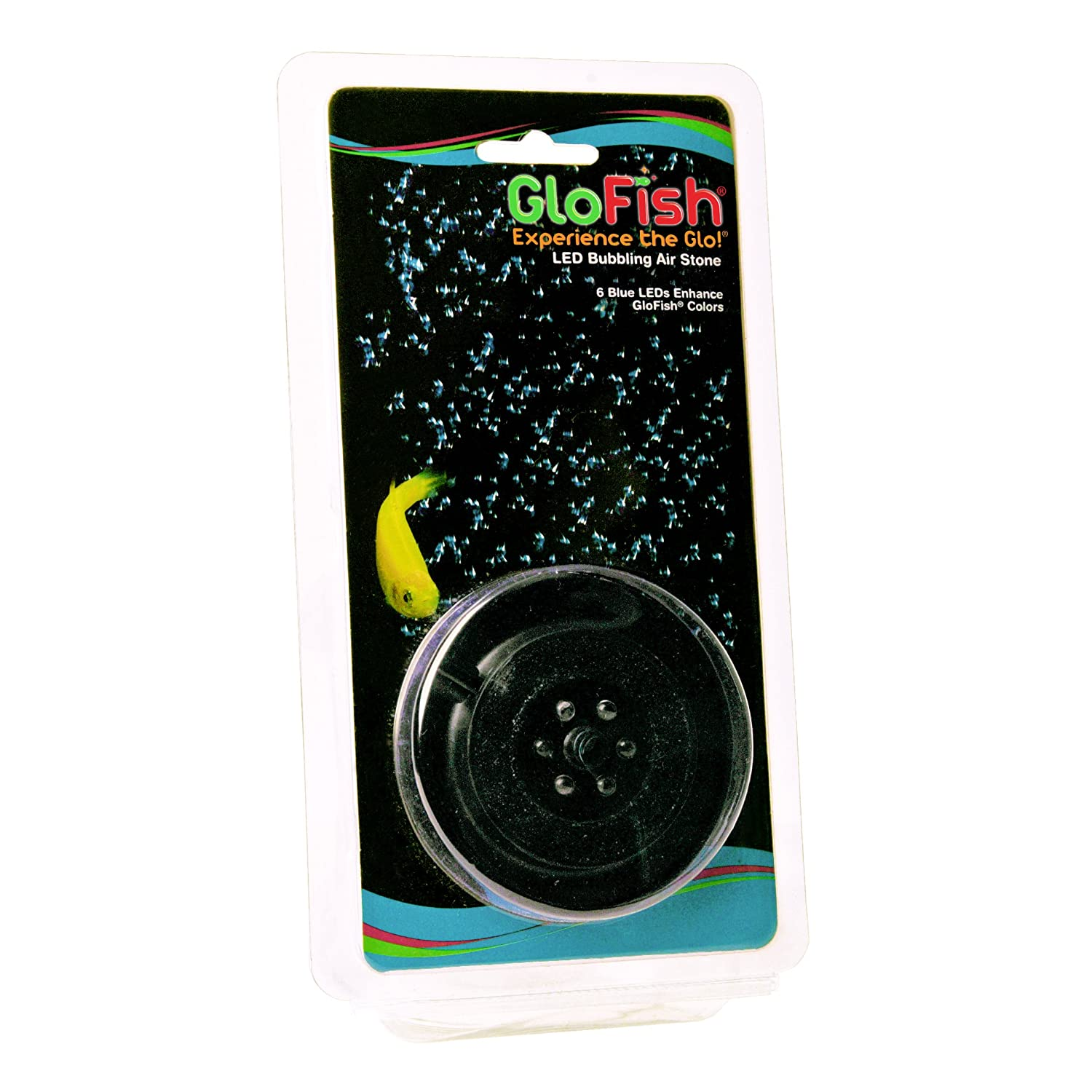 81NaQUaWmAL._SL1500_ amazon com glofish round led bubbler with 6 blue leds aquarium  at creativeand.co