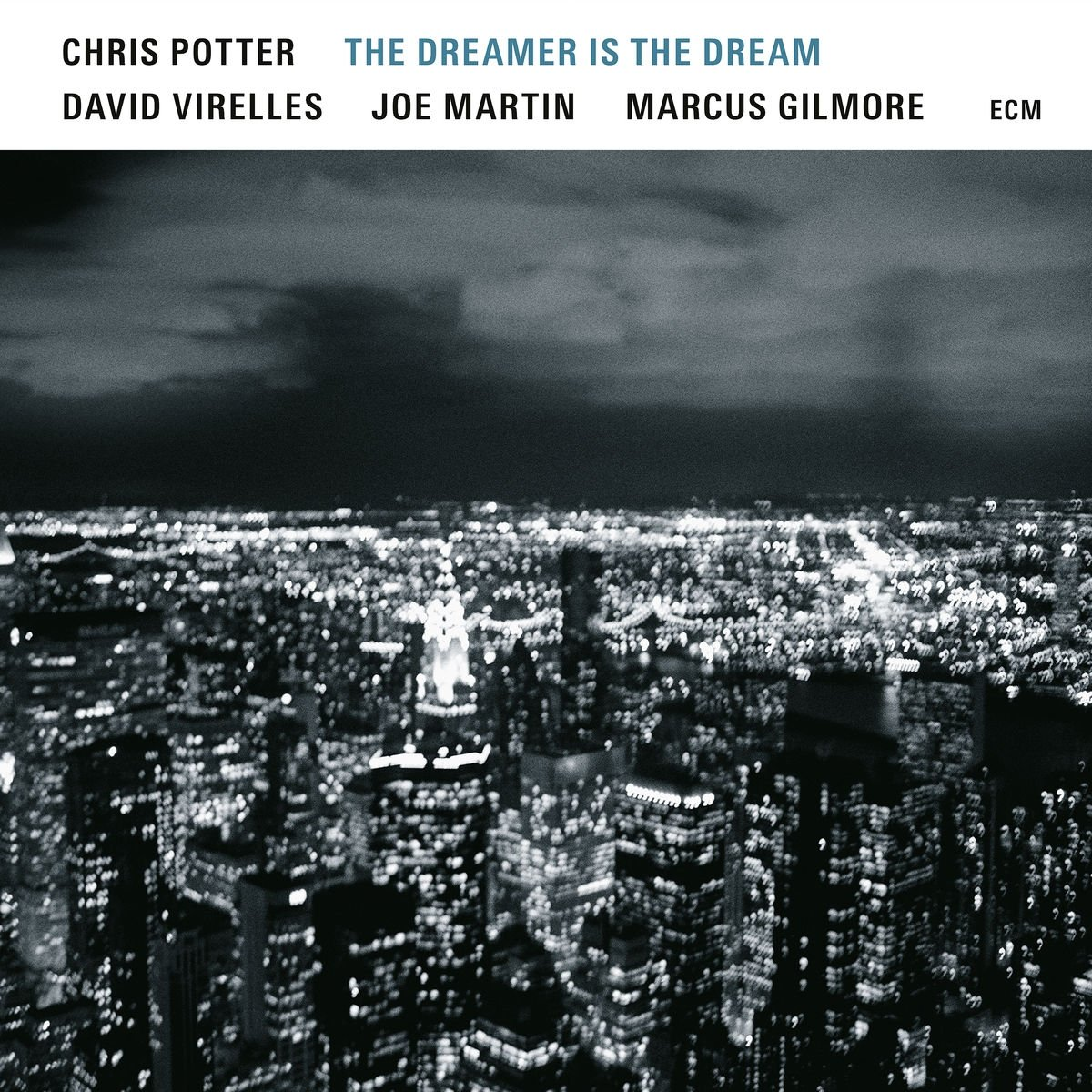 Image result for chris potter the dreamer is the dream