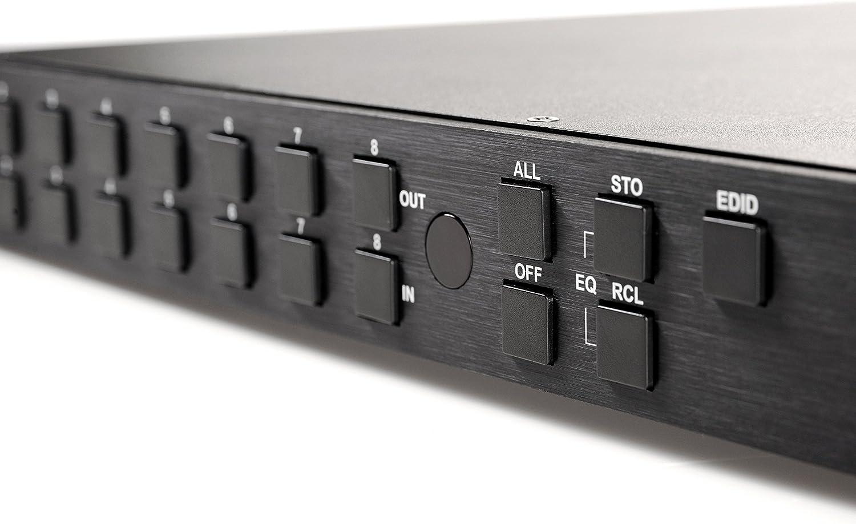 Zigen HX-88 HDMI Matrix Switch