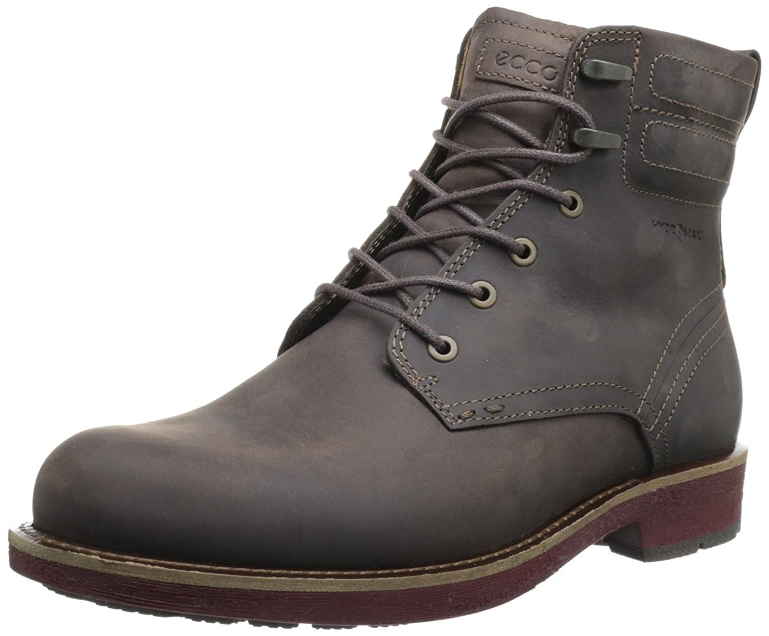 best wholesaler factory price various styles Amazon.com | ECCO Men's Bendix Plain Toe Boot | Oxford & Derby